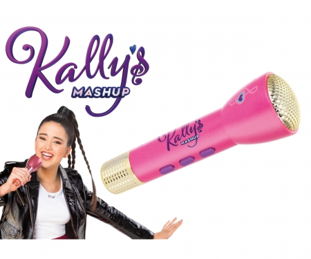 KALLY'S MASHUP MICROPHONE SINGER
