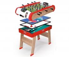 smoby Stół do gry 4 w 1