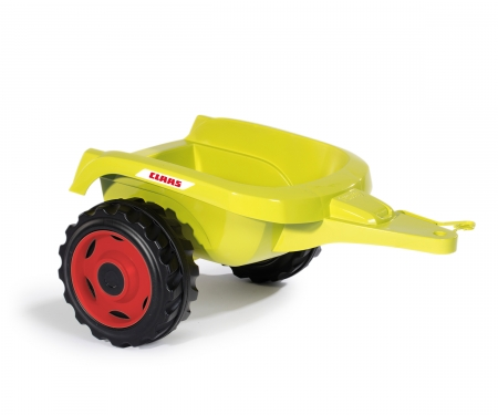 smoby CLAAS FARMER XL TRACTOR+TRAILER