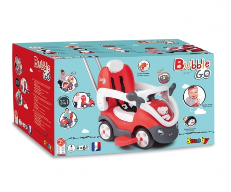 BUBBLE GO ORIGINAL RIDE-ON