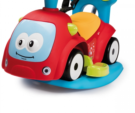 smoby MAESTRO RED RIDE-ON