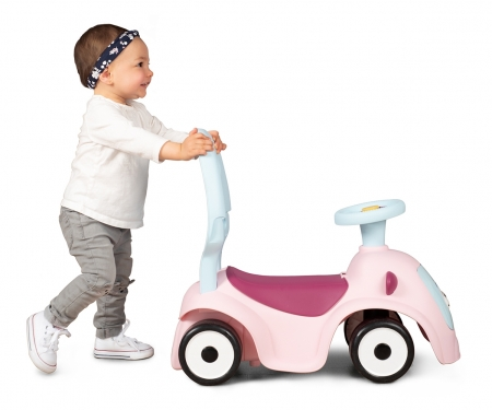 smoby MAESTRO RIDE-ON PINK