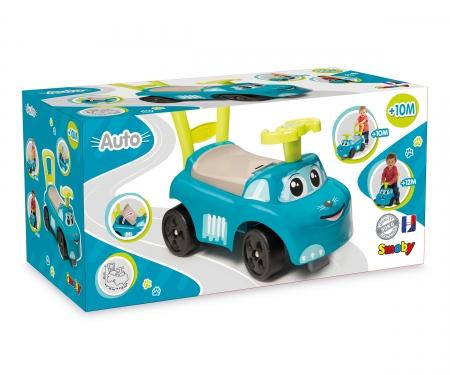 Odrážedlo Auto modré