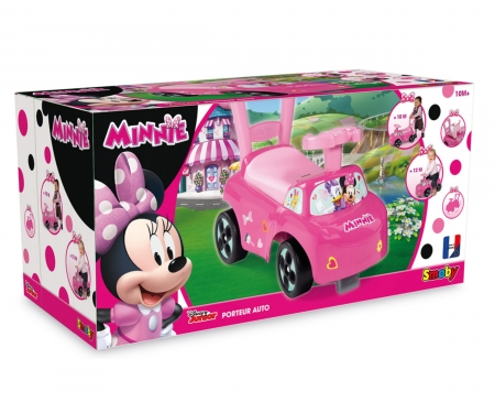 MINNIE AUTO RIDE-ON