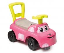 smoby Mein erstes Auto Rutscherfahrzeug Rosa
