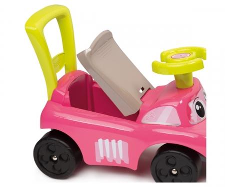 smoby Smoby Mein erstes Auto Rutscherfahrzeug Rosa