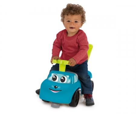 smoby Odrážedlo Auto modré
