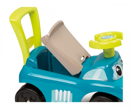 smoby AUTO RIDE-ON BLUE