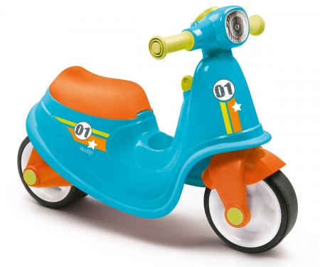 smoby SCOOTER AZUL