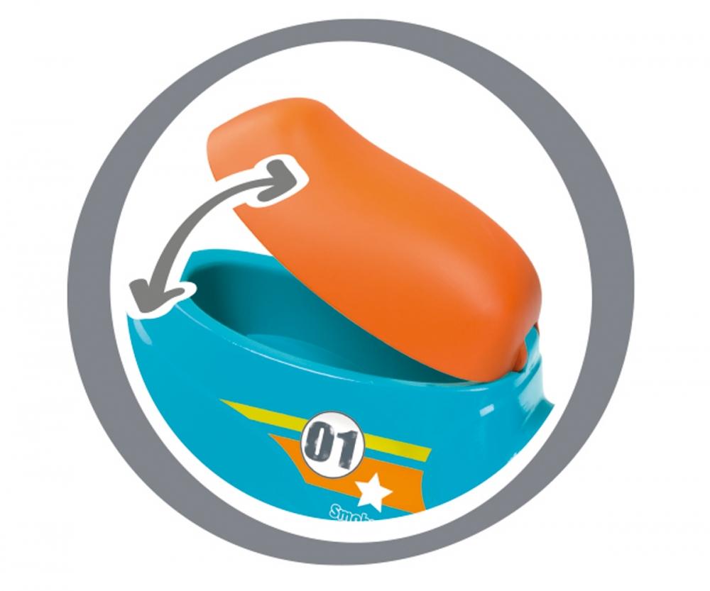 PORTEUR SCOOTER BLEU - Porteurs - Roulants - Produits - www.smoby.com 70124405eed