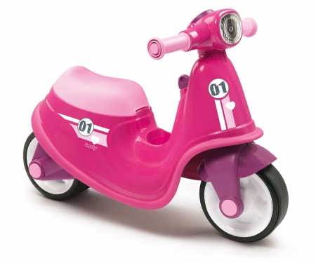 smoby PINK SCOOTER
