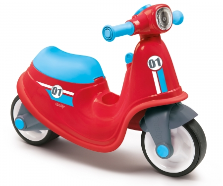 PORTEUR SCOOTER ROUGE