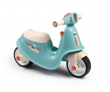 smoby Smoby Scooter Laufrad Blau