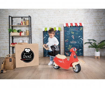 smoby SCOOTER RIDE-ON FOOD EXPRESS