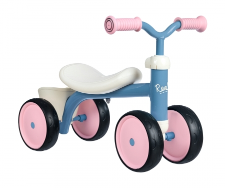 smoby PORTEUR ROOKIE ROSE
