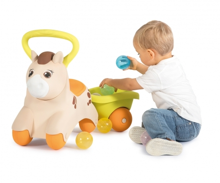 smoby BABY PONY RIDE-ON