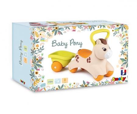 smoby PORTEUR BABY PONY