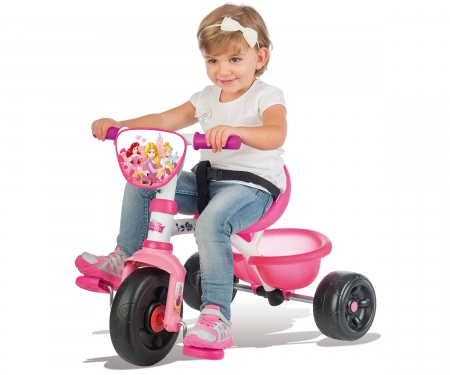 DISNEY PRINCESS BE MOVE TRICYCLE