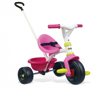 smoby TRICICLO BE FUN ROSA