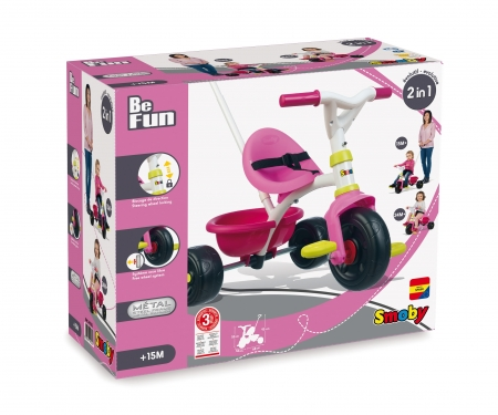 smoby BE FUN PINK