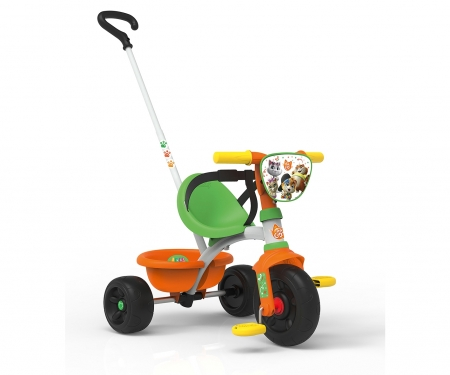 smoby 44 CHATS TRICYCLE BE FUN