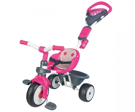 smoby BABY DRIVER COMFORT PINK