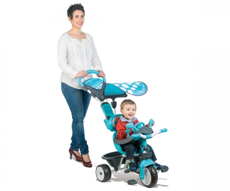 smoby BABY DRIVER COMFORT BLUE