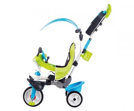 Baby Driver Komfort Blau