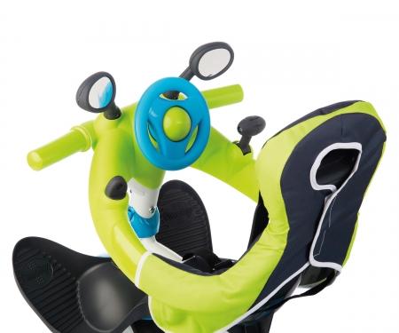 smoby ROWEREK BABY DRIVER KOMFORT NIEBIESKI