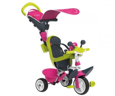 Baby Driver Komfort Pink
