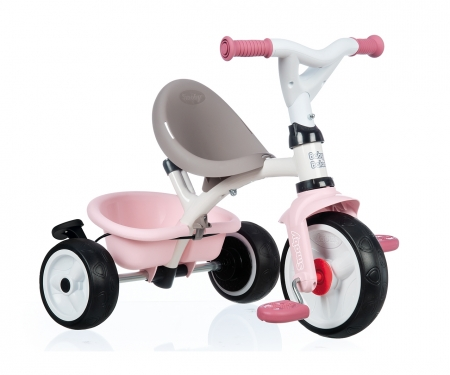 smoby BABY BALADE PLUS TRICYCLE PINK