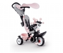 smoby TRICICLO BABY DRIVER CONFORT ROSA