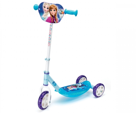 FROZEN 3 WHEELS SCOOTER