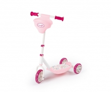 smoby COROLLE PATINETTE 3 ROUES