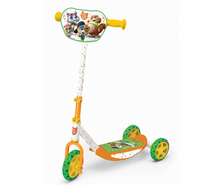 smoby 44CATS 3W SCOOTER