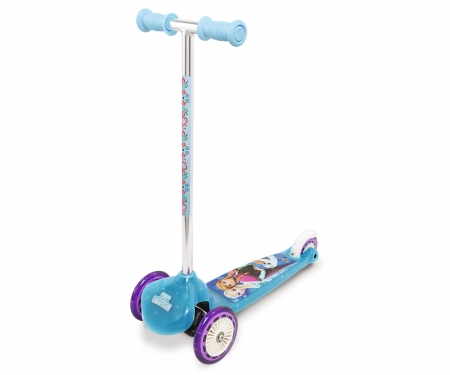 FROZEN 3 WHEELS TWIST SCOOTER