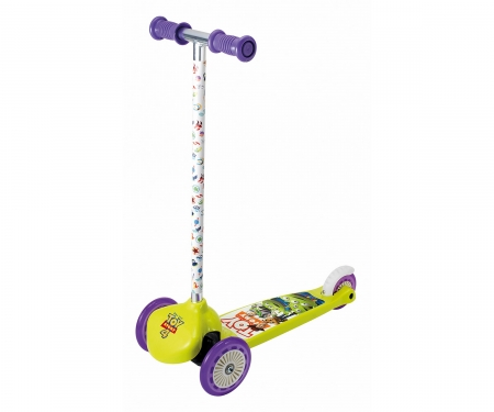 smoby TOY STORY TWIST 3W SCOOTER