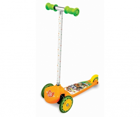 smoby 44CATS TWIST 3W SCOOTER