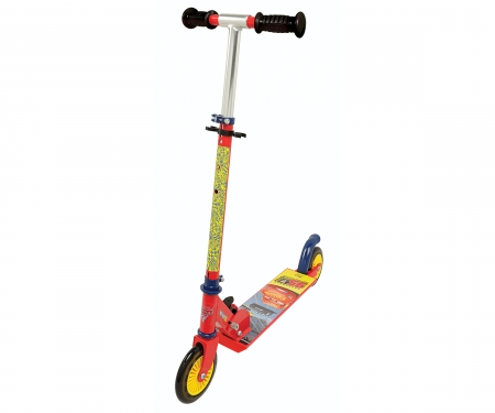 smoby CARS 3 - PATINETTE PLIABLE 2 ROUES