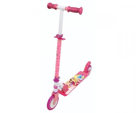 smoby Smoby Disney Princess Roller mit Bremse, klappbar