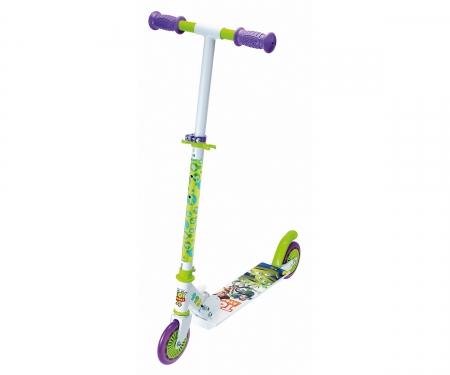 smoby Toy Story Roller mit Bremse, klappbar