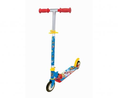 smoby Smoby Paw Patrol Roller mit Bremse, klappbar