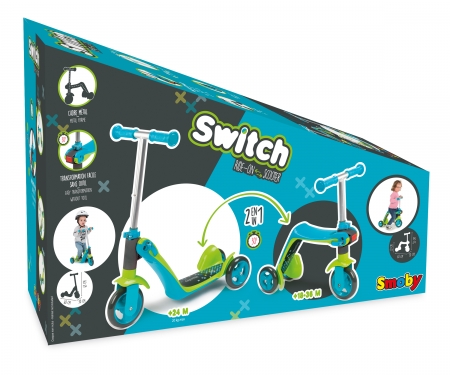 Switch 2in1 Blau
