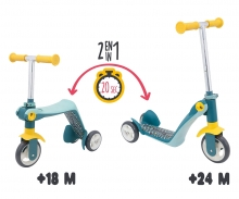 smoby SWITCH - CORREPASILLOS / PATINETE REVERSIBLE 2 EN 1