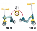 smoby REVERSIBLE 2 IN 1 SCOOTER