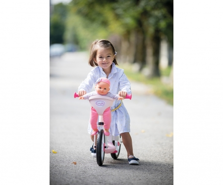 smoby Cykloodrážedlo Corolle, stojan