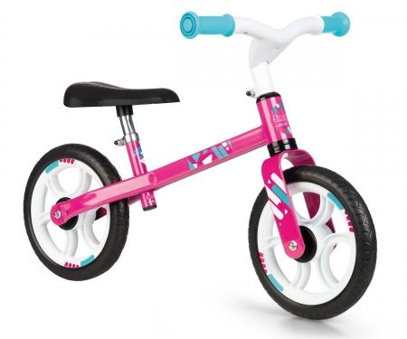 Cykloodrážedlo růžové