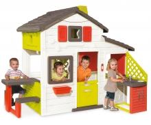 Friends Haus mit Sommerküche