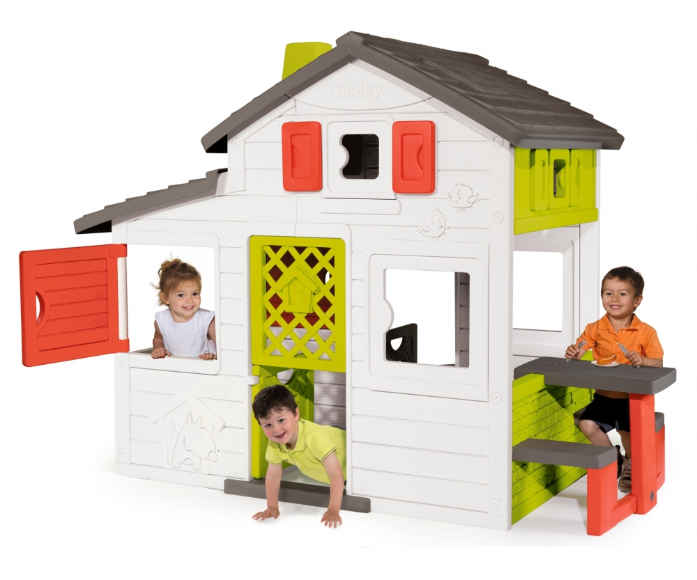 FRIENDS HOUSE PLAYHOUSE + KITCHEN ...