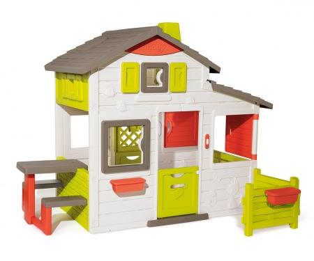 smoby Domeček Neo Friends House rozšiřitelný